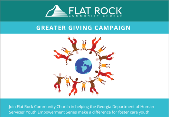 Greater Giving Campaign for DHS Launches